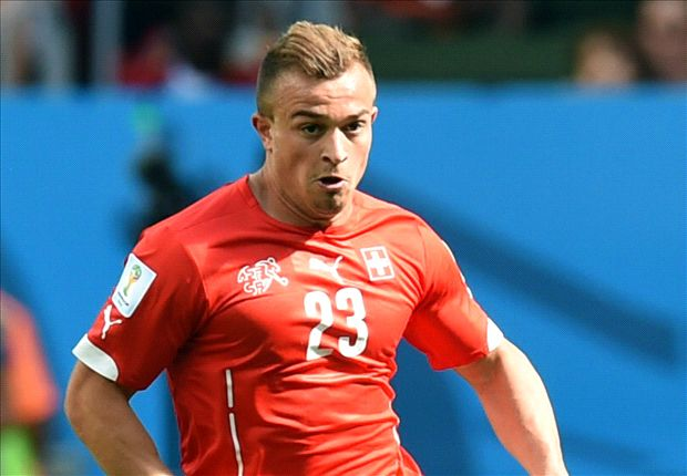 Shaqiri unhappy with criticism about his World Cup form