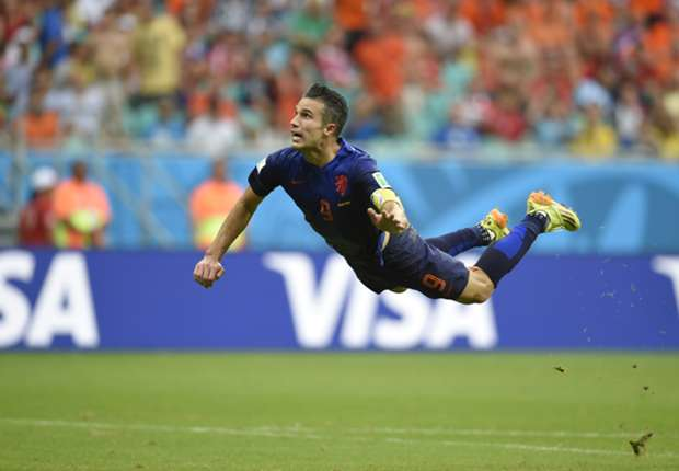 Betting Special: Robin van Persie to score anytime enhanced to 9/2 for new Paddy Power customers