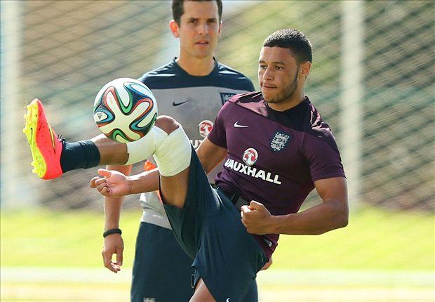 Oxlade-Chamberlain hands England fitness boost