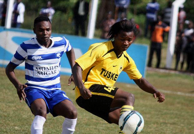 Juma extends contract at GOtv champions AFC Leopards'