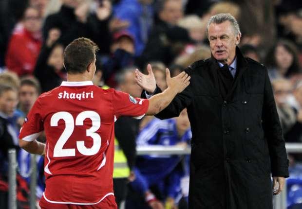 Ferguson, Capello, Mourinho - Hitzfeld should be considered among coaching's modern greats