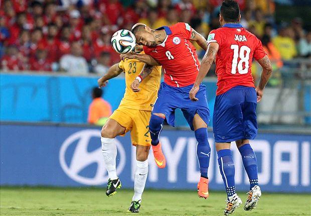 Arturo Vidal: Estoy listo para jugar contra España