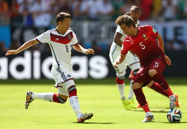 Ozil, Nani, Mikel and more - how the Premier League stars performed on World Cup day five