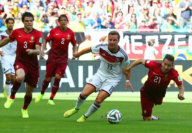 Gotze: I want to score against Ghana