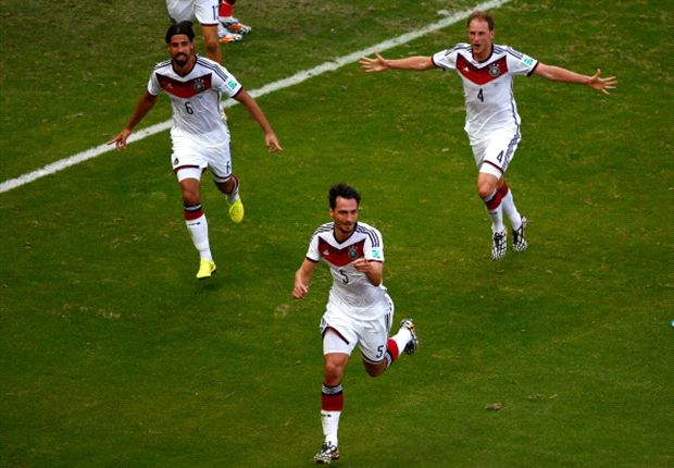 Alemania 4-0 Portugal: La 'Mannschaft' presenta su candidatura