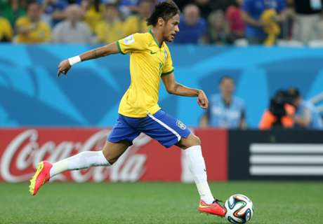 Cesar: Neymar is better than Balotelli