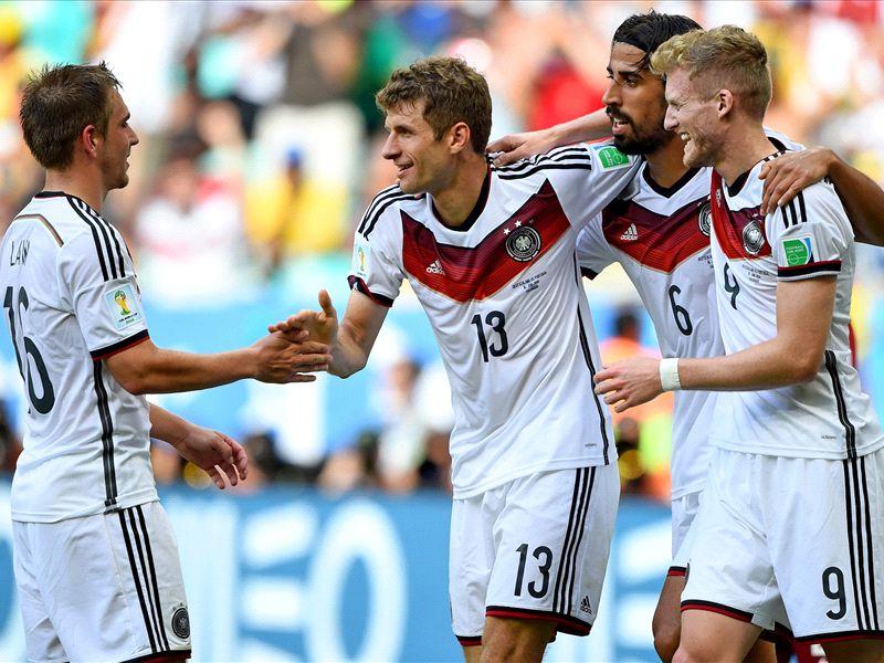 WC프리뷰: 독일 vs 가나 (G조)