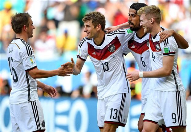 World Cup Preview: Germany - Ghana