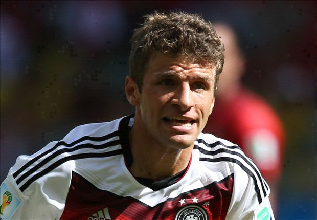 Muller: I didn't provoke Pepe's red card