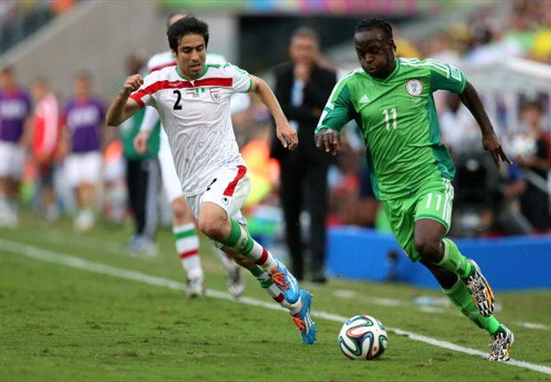 TEAM NEWS: Moses dropped, Odemwingie starts against Bosnia