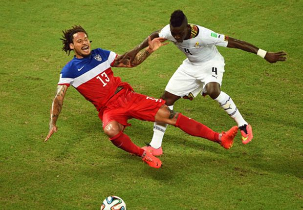 Brooks' header, Altidore's hammy and more: USA 2-1 Ghana in pictures