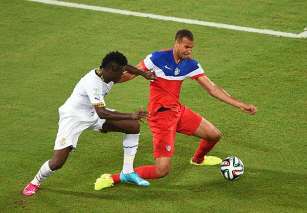 Sieg für Klinsmann: Tor nach 30 Sekunden, dann jede Menge Glück