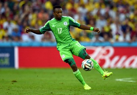 Onazi to F' Eagles: Take this opportunity