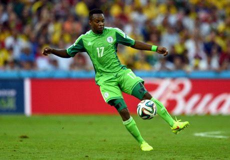 Last-gasp equaliser denies Nigeria