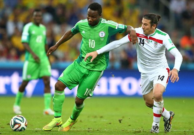Iran parked the bus - Mikel