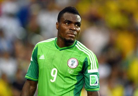 Emenike open to Premier League switch