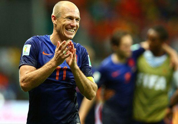 Will Arjen Robben break Socceroo hearts?