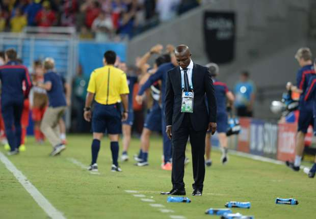 Appiah: USA's early goal was a disaster