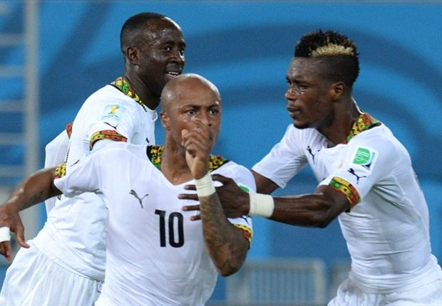 QPR close in on Ghana's Andre Ayew