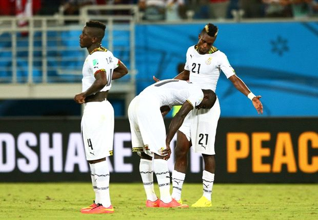 Ghana FA apologise for World Cup showing