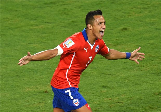 Barcelona reveal Alexis Sanchez bids