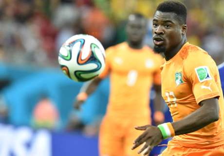 Aurier admits to EPL 'dream'