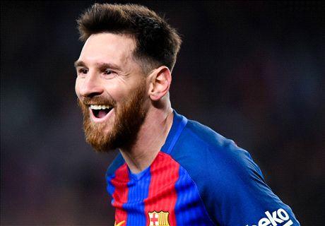 Feliz no Barça