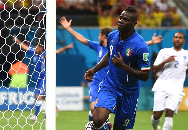 Balotelli: Forget about Suarez, all that matters is Italy win