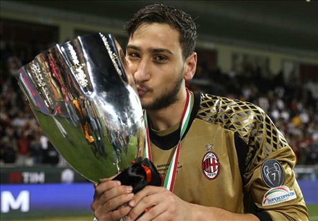Donnarumma crowned NxGn winner