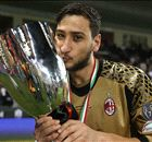 DONNARUMMA: Milan & China's great wall