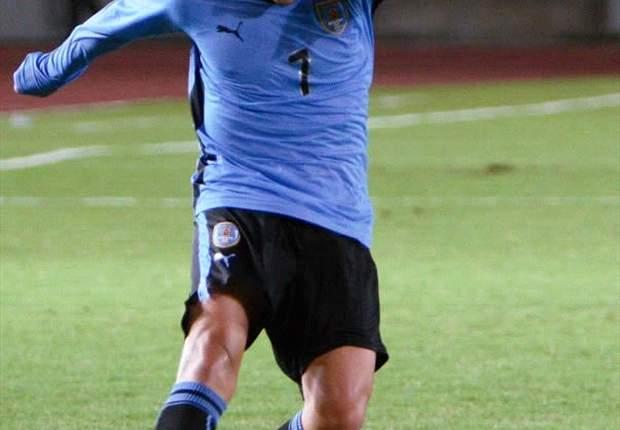 Matías Aguirregaray es nuevo jugador de Peñarol