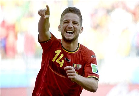 Transfer Talk: Mertens offered to Man Utd