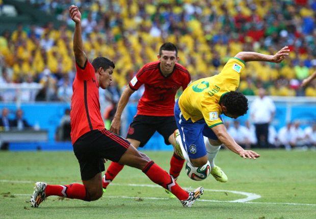 Neymar dependence may deny shot-shy Brazil glory