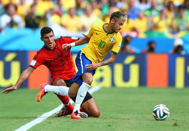 Brazil 0-0 Mexico: El Tri takes a point from Brazil