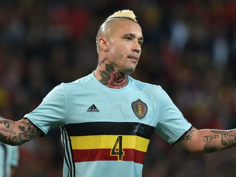 'He can handle the rain' - Chelsea target Nainggolan told to leave Roma in order to reach the top