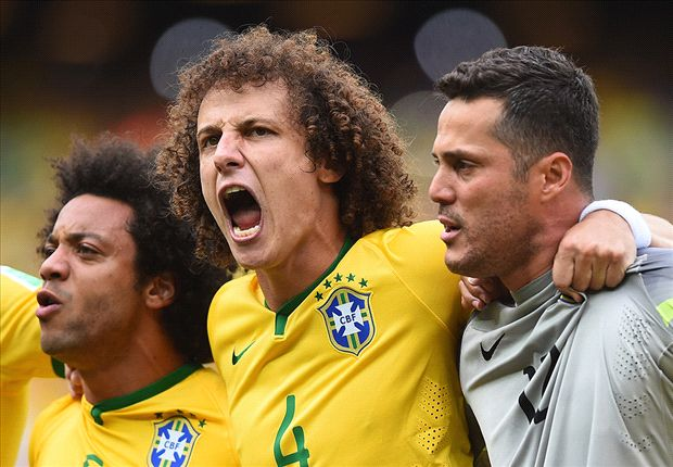 How David Luiz's hair fuels his success