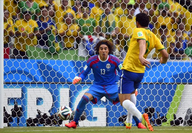 Man of the Match: Guillermo Ochoa secures shutout for Mexico vs. Brazil