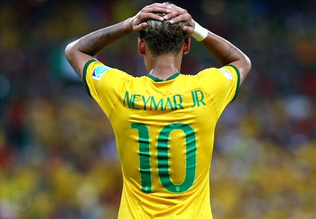 Maradona: Neymar failed to live up to his billing