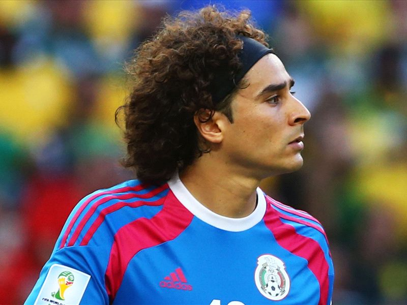 Ochoa: Brazil clean sheet was the game of my life