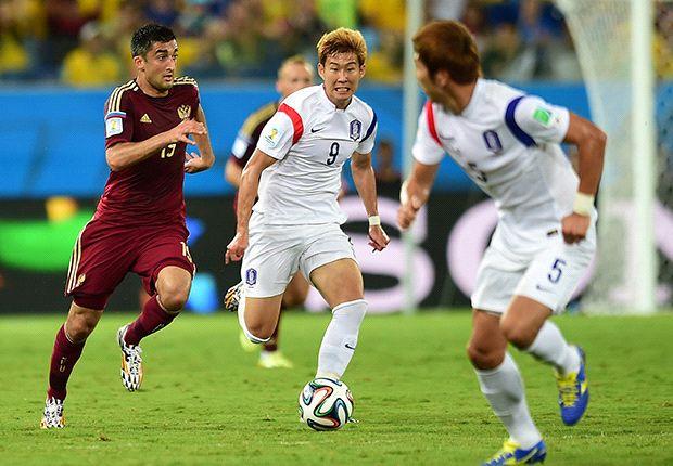 Rusia 1-1 Corea del Sur: Kerzhakov arregla la noche negra de Akinfeev
