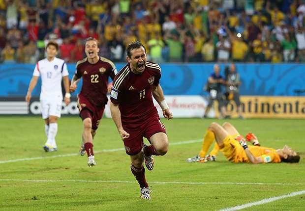 Situs Bola - Ignashevich: Rusia Tampil Lebih Baik