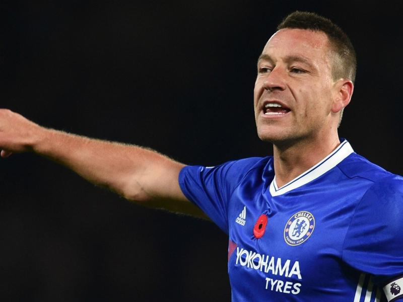 Chelsea veut conserver John Terry jusqu'à la fin de la saison
