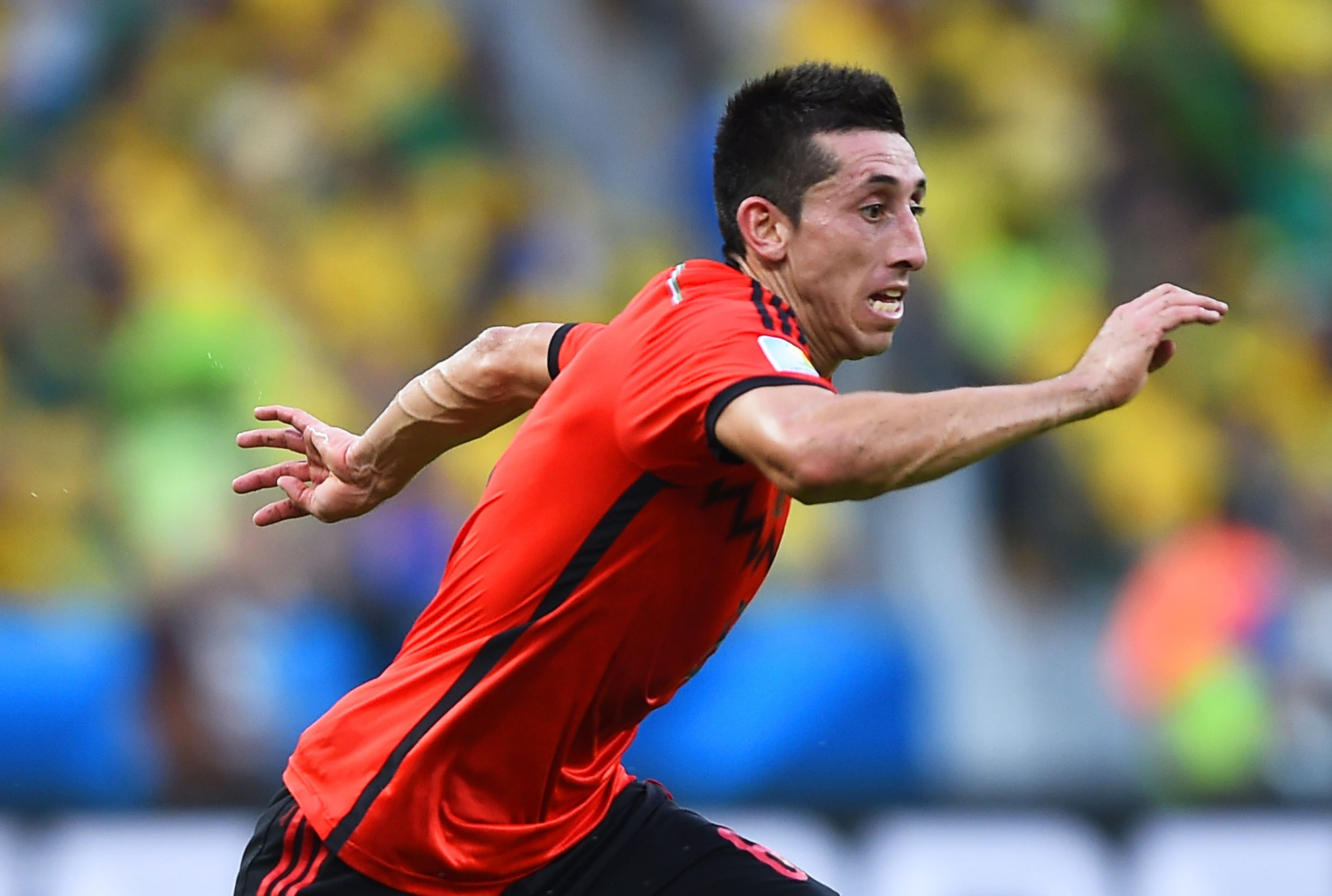 Tom Marshall The Top 10 Mexican players of 2014 Hector Herrera