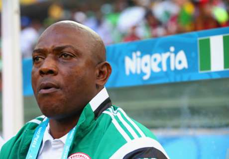 Keshi denies NFF contract offer