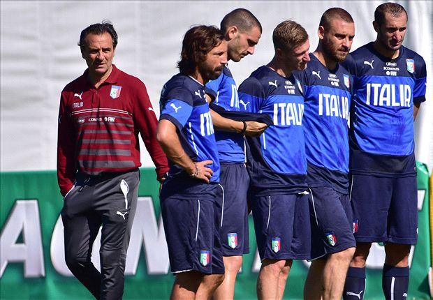 Bolanos ready to turn up the heat on Italy