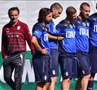 The heat is on for Italy - Bolanos