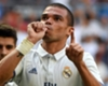 Pepe suffers calf injury