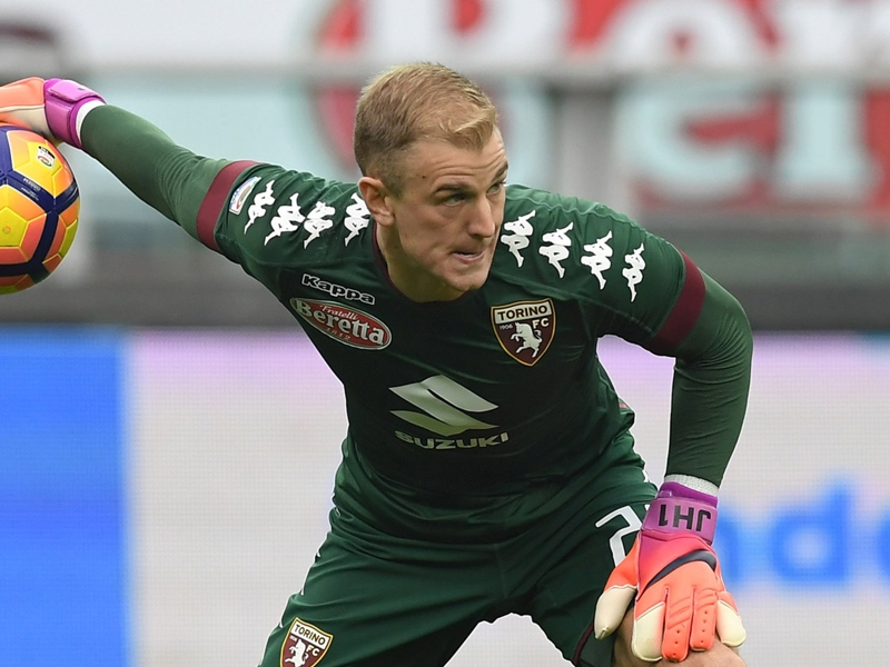 Torino, Joe Hart : Les choses ont changé