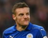 Leicester protest ban with Vardy mask