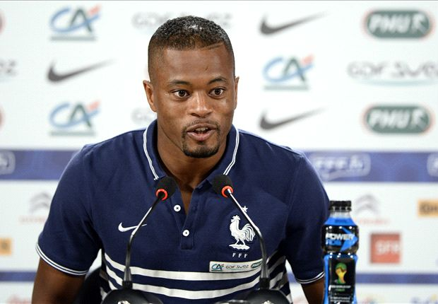 Evra 'scared' by French harmony